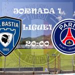 Bastia-PSG: Primer test liguero para Emery