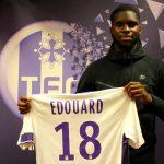 Edouard, cedido al Toulouse