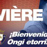 Rivière, nuevo delantero de Osasuna