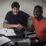 Bahebeck firma con el Pescara