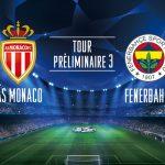 Mónaco-Fenerbahçe: Remontar es la misión