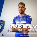 Boulaya es nuevo futbolista del Bastia