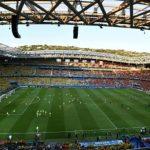 El Allianz Riviera cambia su césped por quinta vez