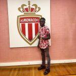 Muyumba, profesional en el Mónaco