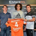 Guendouzi pasa a profesional en el Lorient