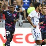 O.Lyonnais 1-3 Girondins: Alarma Lacazette