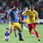 Delort hace su debut con Tigres