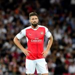 Giroud, duda en el Arsenal este fin de semana