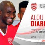 Alou Diarra firma con el Nancy
