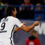 Caen 0-6 PSG: Cavani resucita de los infiernos