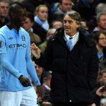 """Mancini: """"Balotelli debe anotar al menos 20 goles esta temporada"""""""