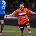 Julien Quercia vuelve a jugar al fútbol