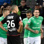 ASSE 1-1 Dijon: Empate con polémica