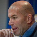 """Zidane: """"Las palabras de Hollande, me molestan"""""""