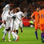 Holanda 0-1 Francia: No siempre se puede brillar