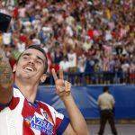 Griezmann, jugador francés del año