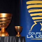 Sorteo 1/8 en Coupe de la Ligue