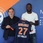 Mongongu ficha por el Montpellier