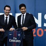 Nasser y Emery, decepcionados con su equipo