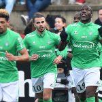 Angers 1-2 Saint-Étienne: Los suplentes se reivindican