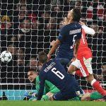 Arsenal 2-2 PSG: Sin eficacia en las grandes citas