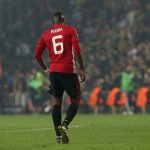 Pogba se lesiona con el Manchester United