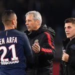 Ben Arfa, baja en el PSG para Coupe