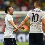 Mathieu Valbuena responde a Karim Benzema tras sus declaraciones