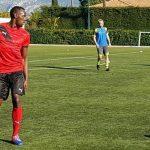 Usain Bolt se entrena con un equipo de sexta división francesa