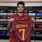 Grenier se marcha cedido a la Roma