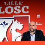 Gerard Lopez evalúa la actual situación del Lille