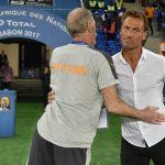 Renard defiende a Dussuyer tras la eliminación de Costa de Marfil