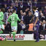Toulouse 0-3 Saint-Étienne: Sparring violeta