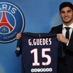 Gonçalo Guedes, nuevo jugador del PSG