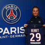 Amandine Henry jugará cedida en el PSG