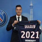 El PSG hace oficial el fichaje de Draxler