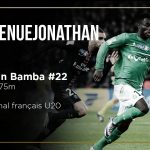 Jonathan Bamba, cedido al Angers