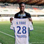 Birama Touré refuerza al Auxerre