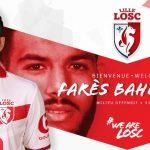 Farès Bahlouli, nuevo centrocampista del Lille