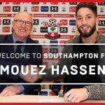 Hassen cedido al Southampton