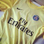 El PSG tendrá una camiseta amarilla la próxima temporada