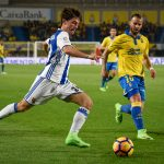 Zidane desea lo mejor a Jesé en Las Palmas