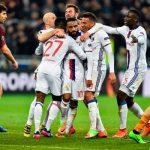 OL 4-2 Roma: El Lyon se lo cree y golea
