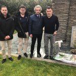 El ASSE homenajeó a las víctimas de Furiani
