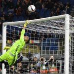 Roma 2-1 O.Lyon: Mucho sufrimiento y mucho Lopes