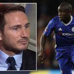 """Lampard: """"Kanté es el mejor medio centro del mundo"""""""