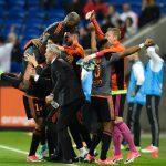 Lyon 1-4 Lorient: Los merluzos iban de blanco