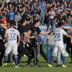 ¿Un jugador del Lyon, culpable de los incidentes en Bastia?