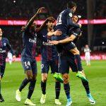 PSG 4-0 Guingamp: Finaliza una semana con la moral alta
