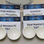 Sorteo Champions y UEL: la mejor defensa contra el Mónaco; el Lyon sigue soñando